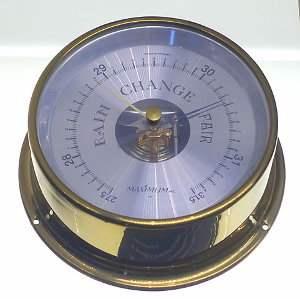 Presión atmosférica, barómetro
