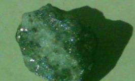 Origen de los minerales