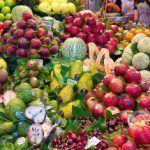 Beneficios del consumo de frutas, su contenido nutritivo