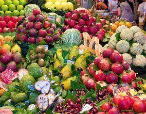 Beneficios del consumo de frutas