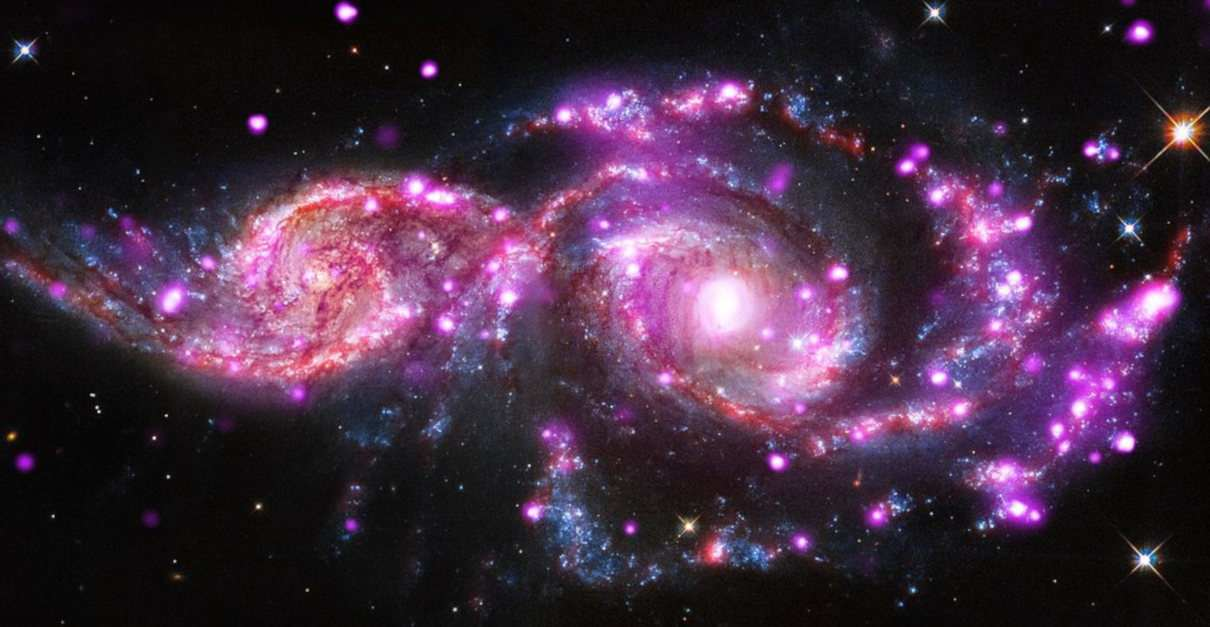 Tamaños y distancias en el universo, unidades astronomía