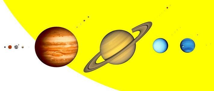 Universo, sistema solar